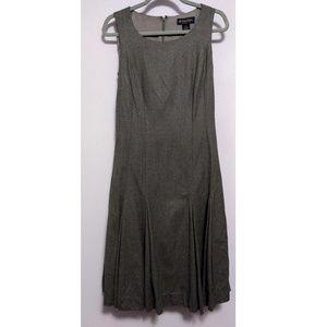 100% Wool Brooks Brothers Pleated Dress